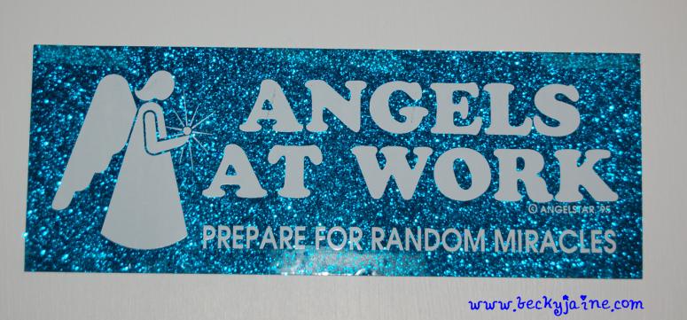 angels at work 2014 becky jaine