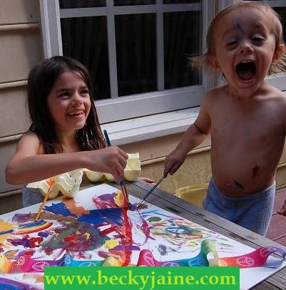 art warriors becky jaine
