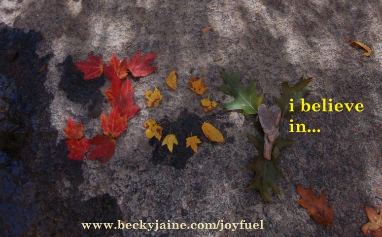 believe nature joyfuel 2014 2